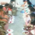 poojalu chesthunna bhakthulu